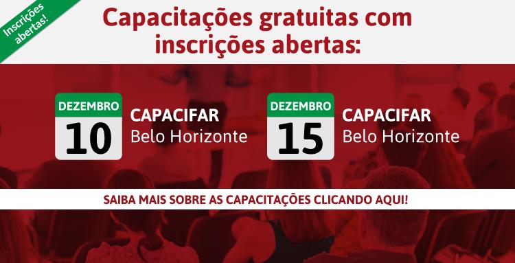 Belo Horizonte receberá dois cursos do CRF/MG nos próximos dias