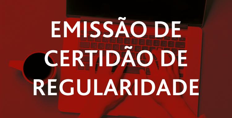 A Certidão de Regularidade Técnica (CR) agora será emitida apenas pela internet, gratuitamente, a partir dessa segunda-feira, 20 de agosto. Para ir direto ao documento, clique no banner!
