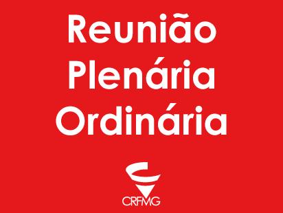 6ª Reunião Plenária Ordinária