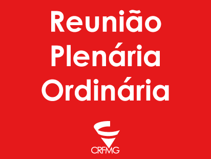 11ª Reunião Plenária Ordinária do CRF/MG