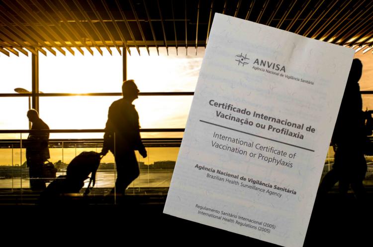 Certificado Internacional de Vacinação em 23 perguntas