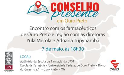 Conselho Presente em Ouro Preto
