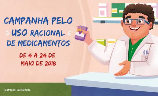 Campanha pelo Uso Racional de Medicamentos 2018