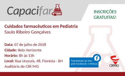 Capacifar: Cuidados Farmacêuticos em Pediatria