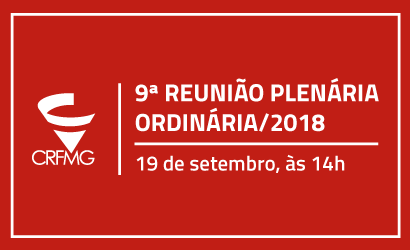 9ª Reunião Plenária Ordinária de 2018