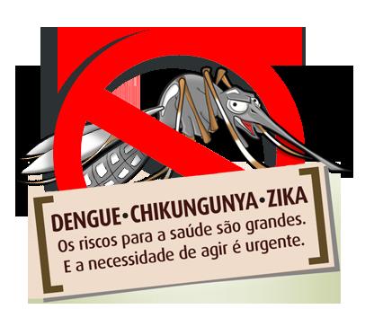 Semana Nacional de Combate ao Aedes começou domingo (25/11)