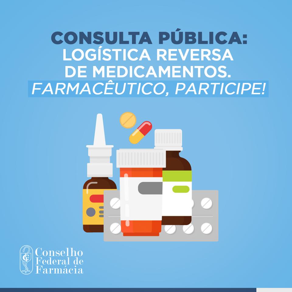 Brasil retoma discussão sobre logística para descarte de medicamentos