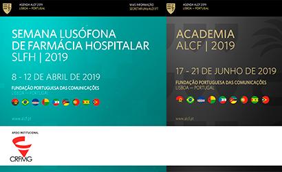 Semana Lusófona de Farmácia Hospitalar e Academia ALCF 2019