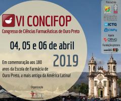 VI Congresso de Ciências Farmacêuticas de Ouro Preto
