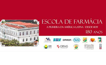 Escola de Farmácia pioneira na América Latina completa 180 anos