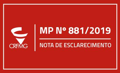 MP nº 881/2019 é aprovada com pontos ainda preocupantes à categoria farmacêutica