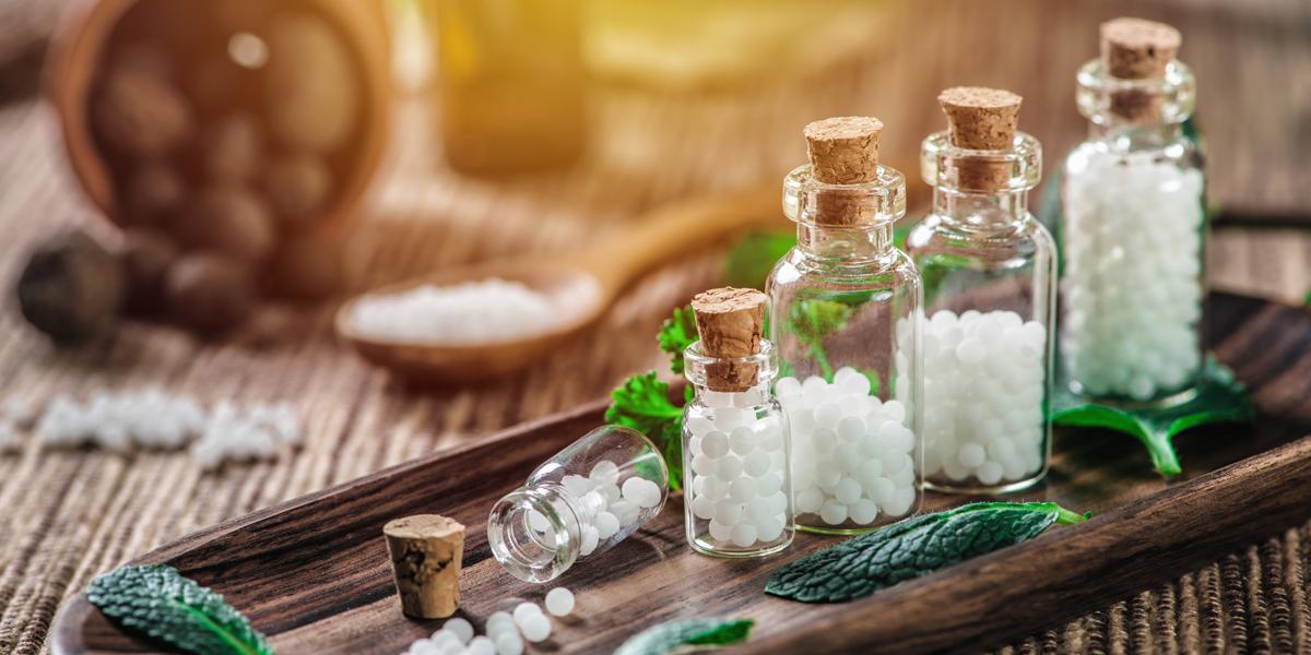 Especialização em Homeopatia tem novos referenciais