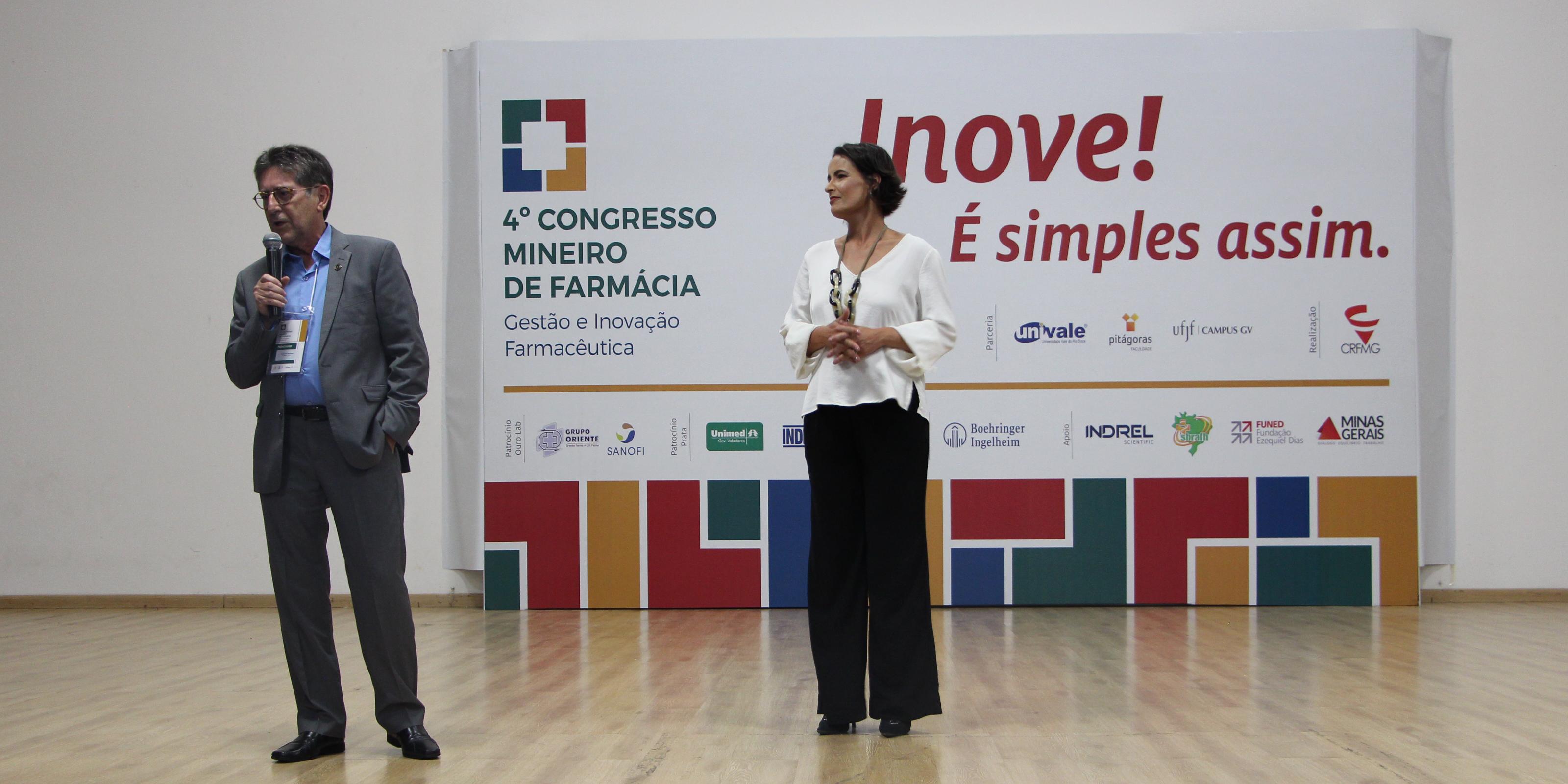 CRF/MG e Funed assinam acordo histórico de cooperação técnica