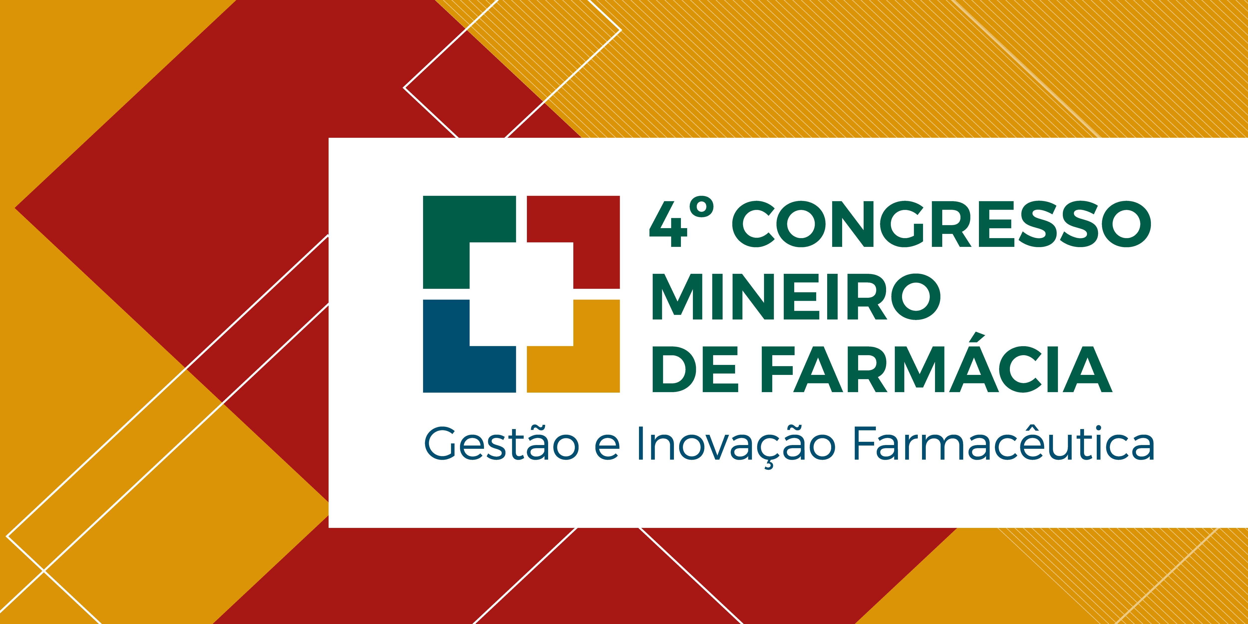 4º Congresso Mineiro de Farmácia